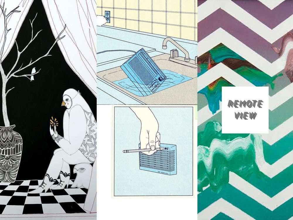 Images (details) l-r: Elyse-Krista Mische, Donny Gettinger, and Victor Perez