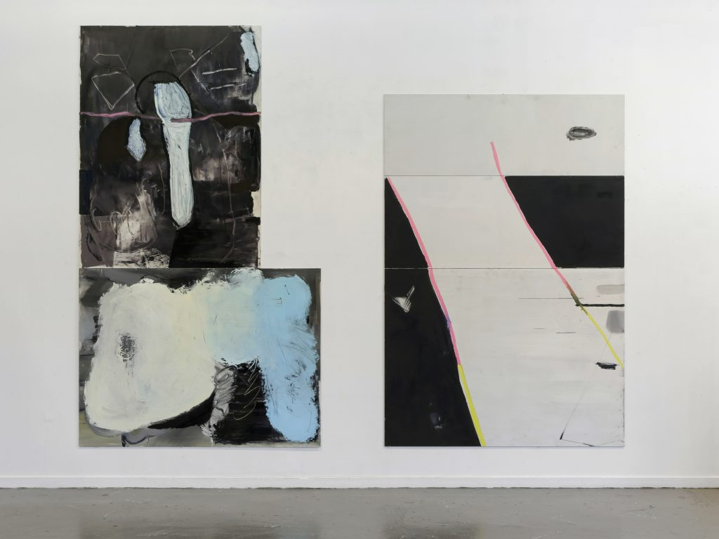 Eigil forberg is currently based in hamburg where he recently relocated studios and has been working through the process of how that affects the making and